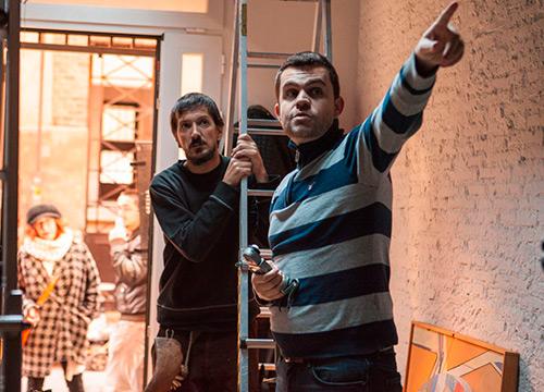 Harmonica Films colabora en el último corto de Carlos Crespo