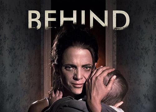Póster de Behind, producido por Harmonica Films